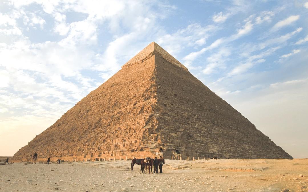 Versterk je spanningsboog met de Piramide van Freytag