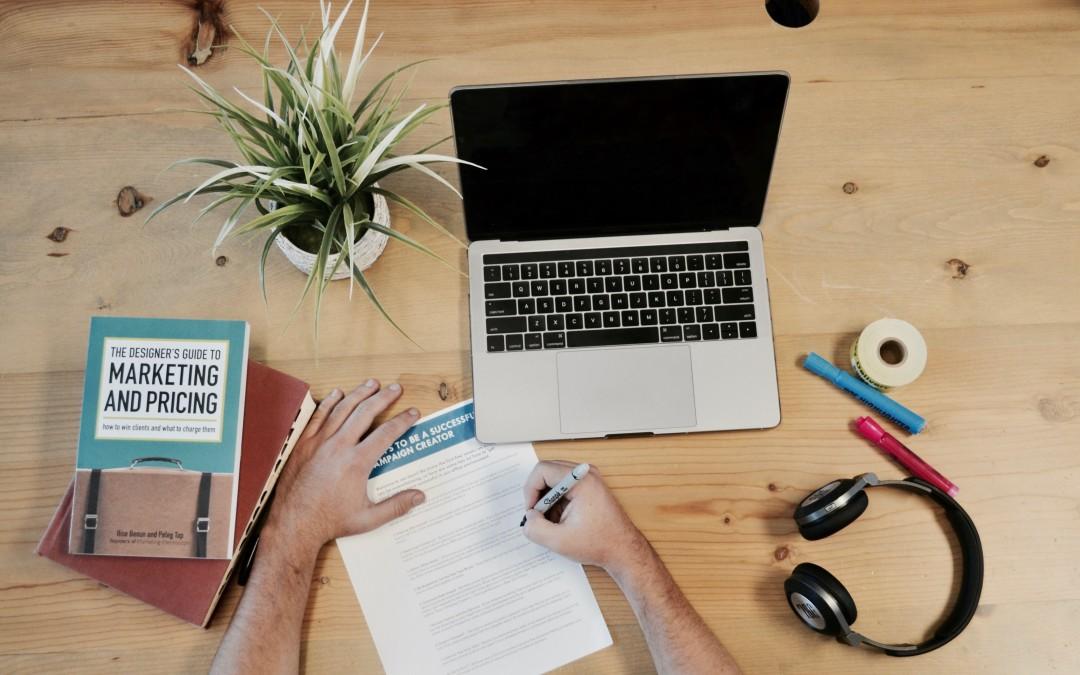 Marketing voor schrijvers: moet dat nou?