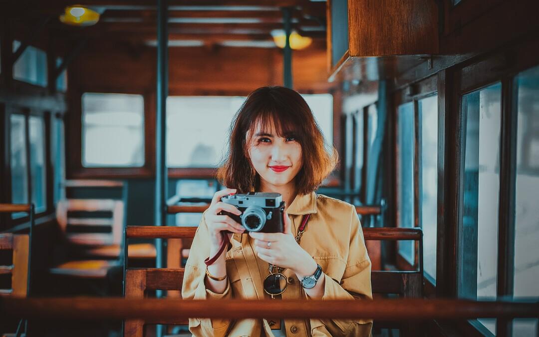 Hoe schrijf je een verhaal bij een foto?
